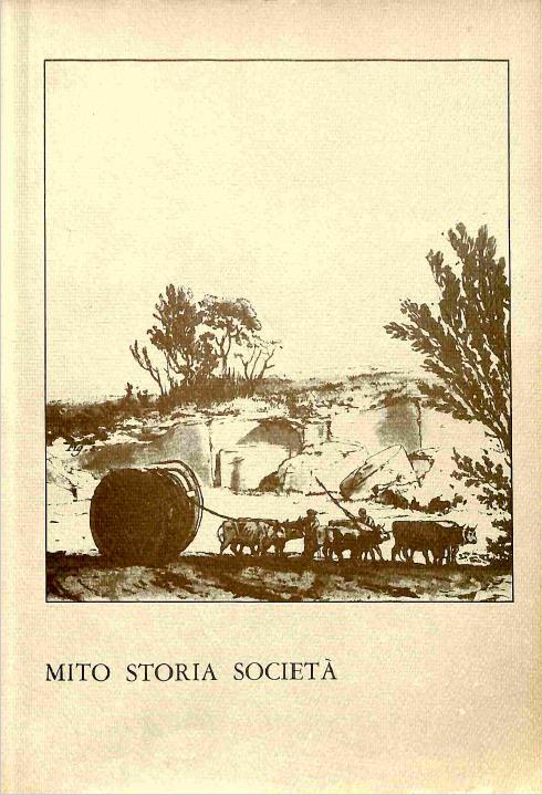 n. 22 23 Mito, Storia, Società