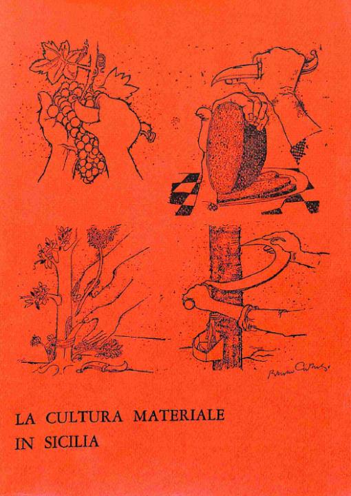 n.12 - 13 - La cultura materiale in Sicilia