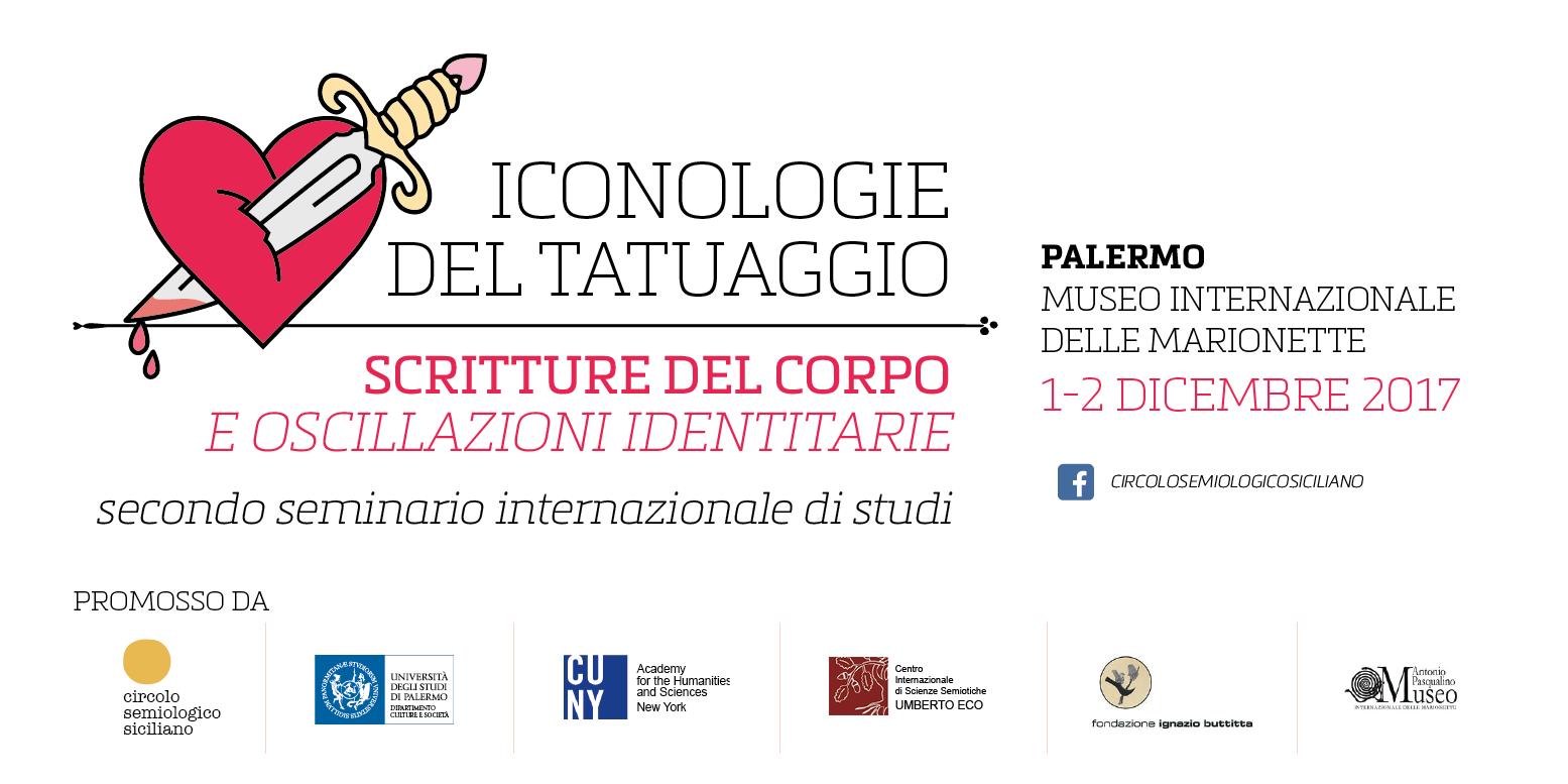 Iconologie del tatuaggio - II Seminario internazionale di studi